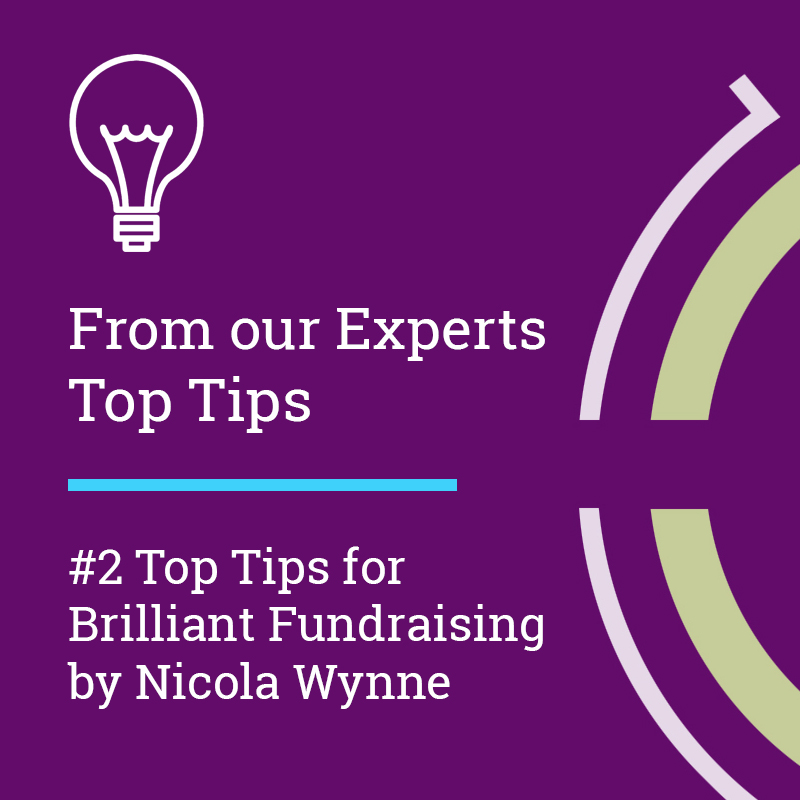 Top Tips for Brilliant Fundraising